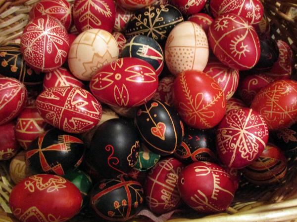Galandféreg tojas