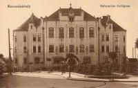 A marosvásárhelyi református kollégium (ma a Bolyai Farkas Elméleti Líceum) 1914-ben