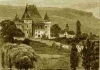 A küküllővári kastély (1901)