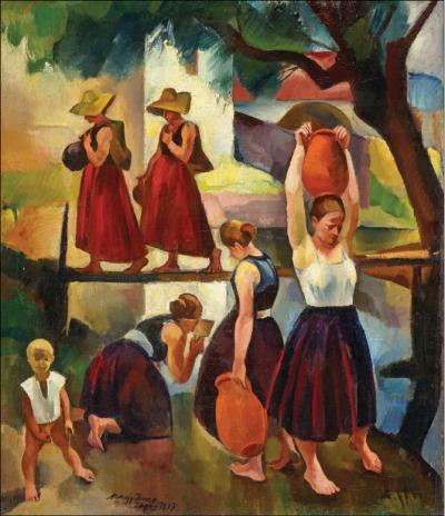 Forrás, 1929
