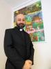 Simon Ferenc bécsi esperes-plébános, a Bécsi Magyar Katolikus Egyházközség lelkipásztora