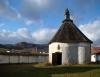 A középkorban épült Jézus Szíve kápolna Székelyudvarhelyen.