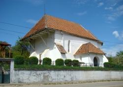 Mezőkeszű, Református templom