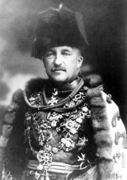 Nánay Mihály József Ágost fő- herceg