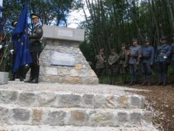 isonzói emlékmű