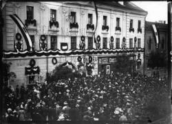 Kolozsvári vigadó 1898