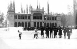 Kolozsvár sétatér korcsolyapálya