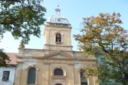 Temesvár, evangélikus templom